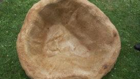Felsbecken P 100 Durchmesser 100cm, Tiefe 30cm