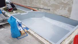 Wasserdichte Ausgestaltung mit GfK